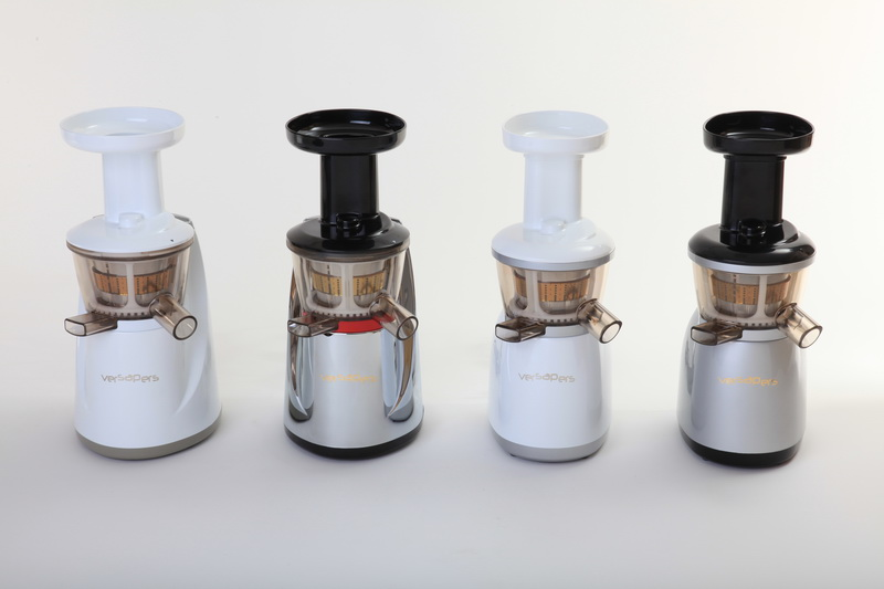 Versapers Slow Juicer Test : versapers Emotion Titanium 2G - De Creatiewerkplaats